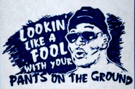 Pants on the Ground T-Shirts 1