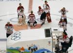 Canadian Women's Hockey Team Party Like Rock Stars 3