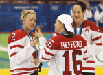 Canadian Women's Hockey Team Party Like Rock Stars 6