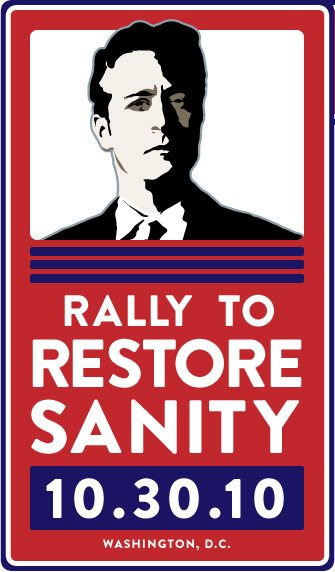 Rally To Restore Sanity Schedule 1