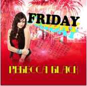 """Rebecca Black: 30 Million Views...and Counting For """"Friday"""" 1"""