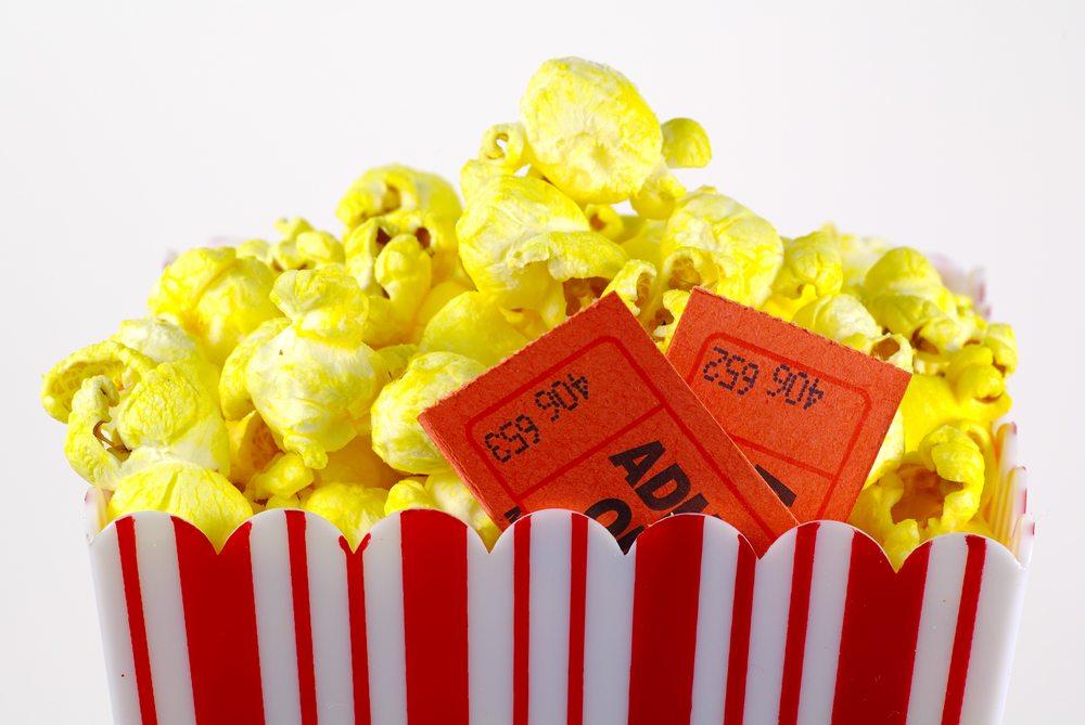 movie popcorn