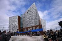 World's biggest Titanic attraction opens in Belfast 1