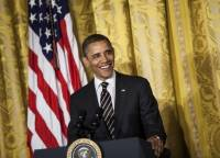 Obama sends Easter, Passover greetings 1