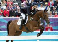 Royal silver for Team GB in eventing 1