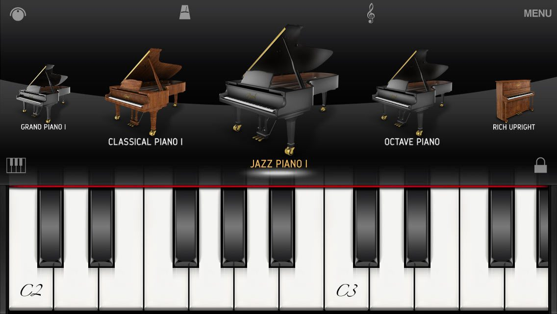 New App – iGrand Piano for iPhone/iPod touch