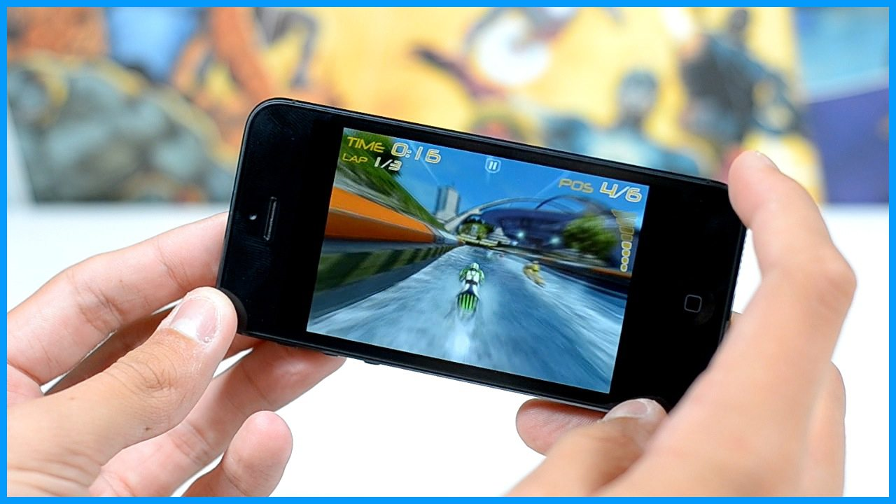 Is the iPhone the best for gaming? 1