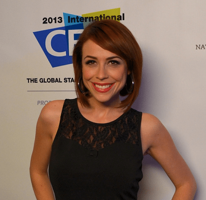Shira Lazar – IAWTV Awards 2013 Red Carpet