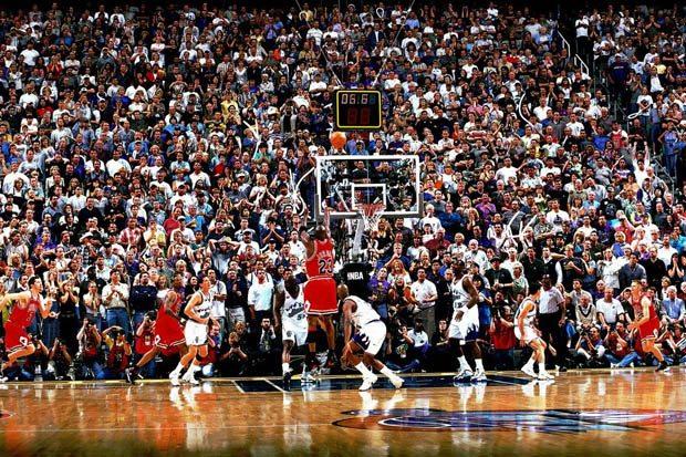 Jordan last shot