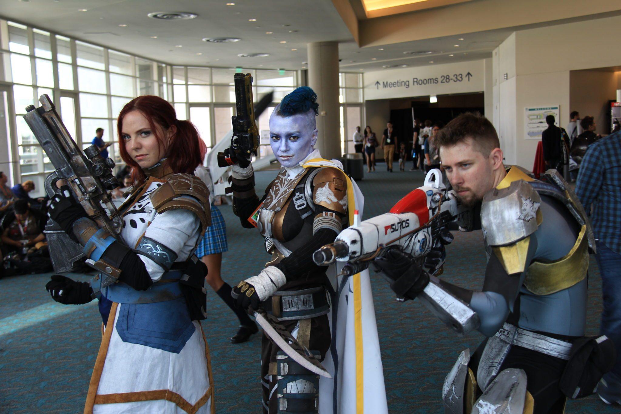 San Diego Comic Con 2015 - Cosplayers 13