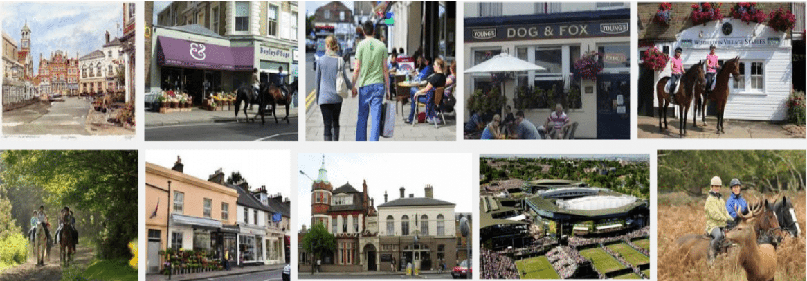 Things to do in Winbledon