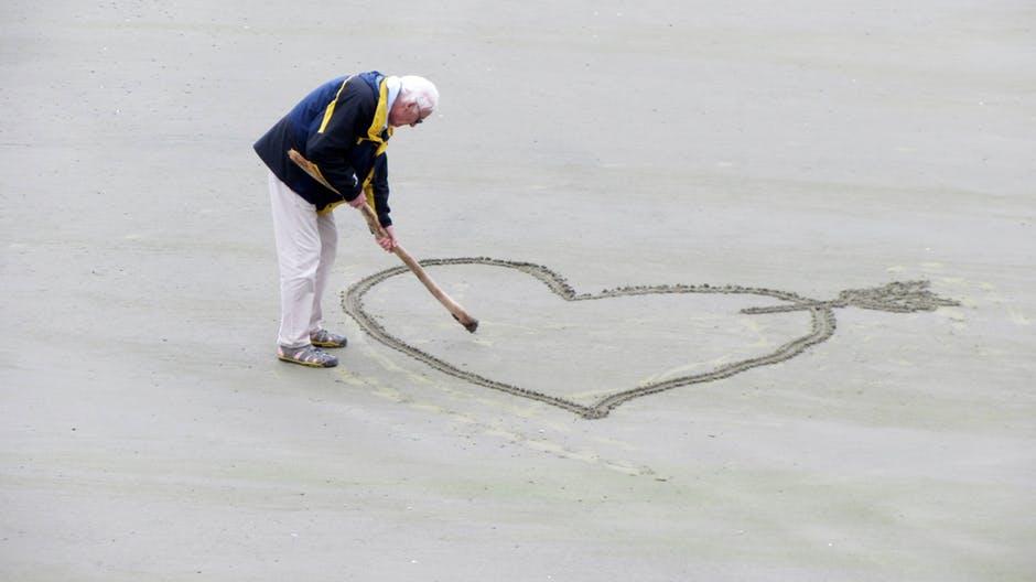 senior citizen love