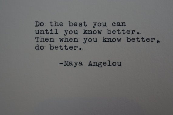 The Words Of Maya Angelou 1