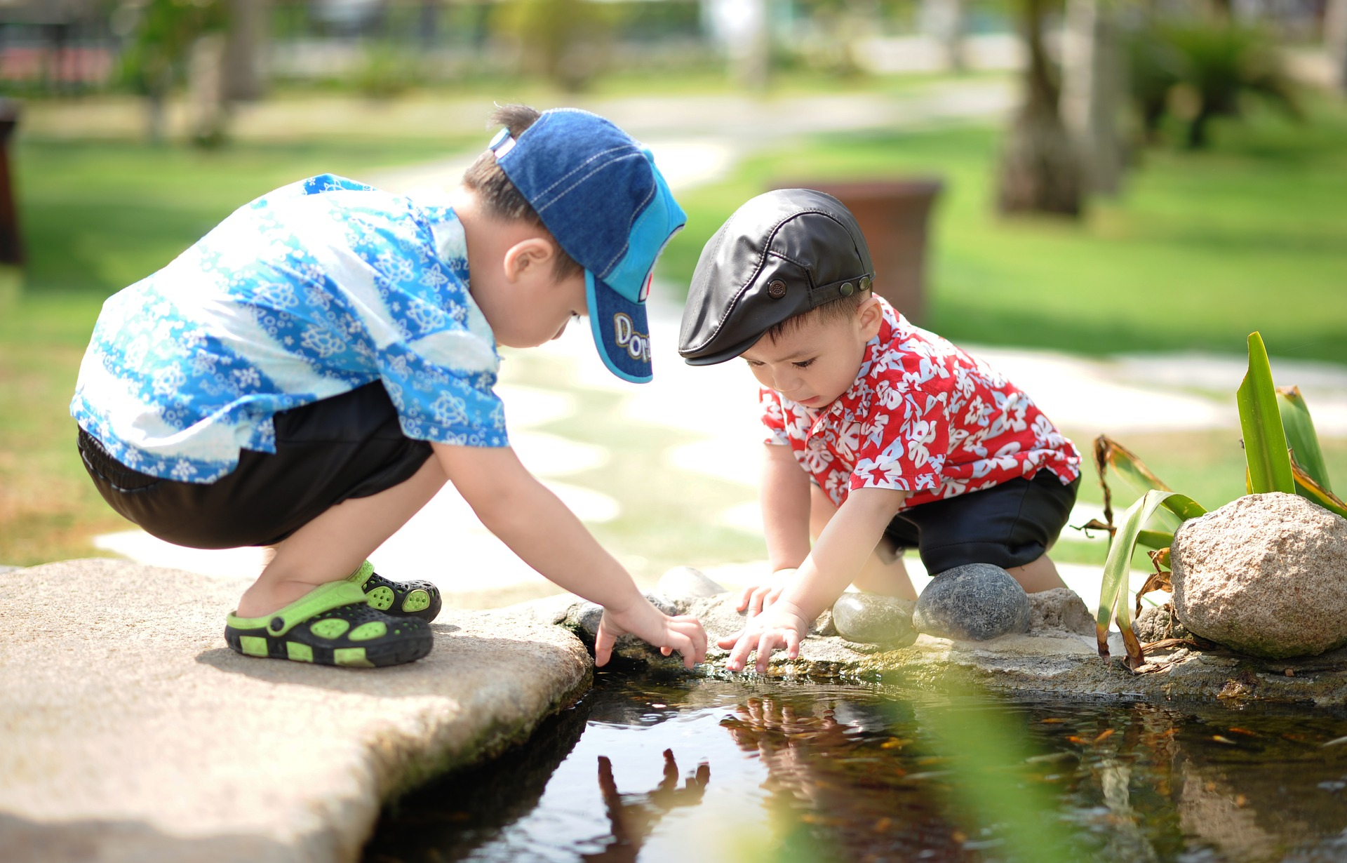 kids playingq